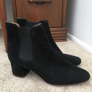 Madewell Walker Chelsea Boot bootie 7.5